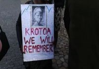 Spirit Of Krotoa Returned To Castle